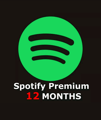 Spotify Premium | 1 Year | 12Months | Private | Fast Shipping |