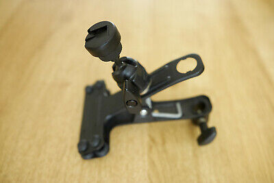 Manfrotto 175 Justin Spring Clamp Cold Shoe Clamp Swivel Ball Head