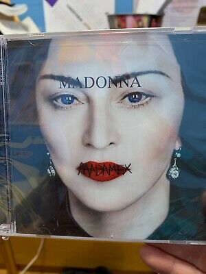 Madonna, Madame X [New CD, 2019] -sealed -