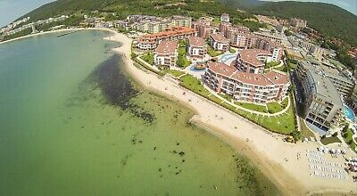3-bedroom frontline apartment in Bulgaria, Privilege Fort Beach Resort