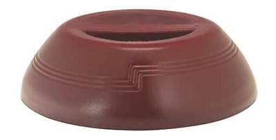 CAMBRO CAMDSD9487 Insulated Dome, Cranberry,PK12