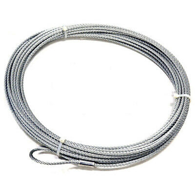 WARN 78388 SYNTHETIC Winch Rope, ProVantage 4500, Vantage 4000, RT on