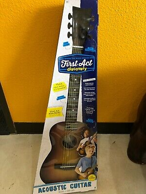 First Act Discovery Guitar- Acoustic children's guitar