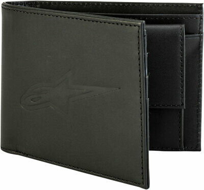 Alpinestars AGELESS Leather Wallet (Black)
