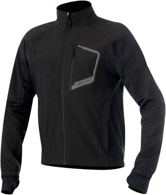 ALPINESTARS TECH Windproof Layering Jacket w/Thermal Lining (Black) XL (X-Large)