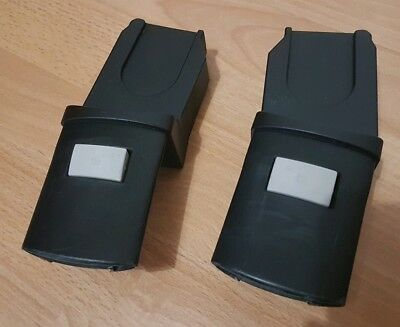 Joolz Day adapters for maxi cosi and cybex car seat !