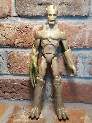 "GROOT 2016 Hasbro Marvel Guardians Of The Galaxy Action Figure 12"" avengers grow"