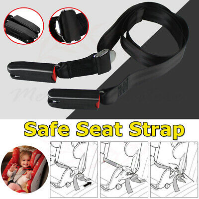 Adjustable Safe Seat Strap Car Baby Kids Isofix Latch Link Belt Anchor Holder AU