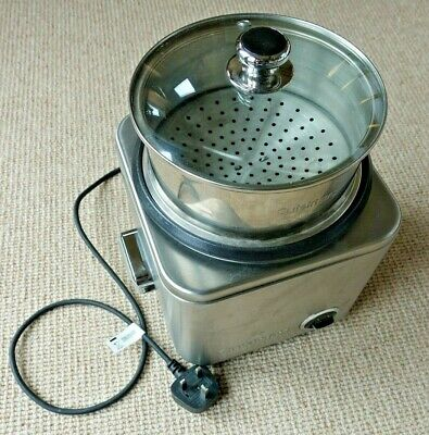 Cuisinart RICE COOKER UK Seller Comes With Everything Apart From Spoon And Cup