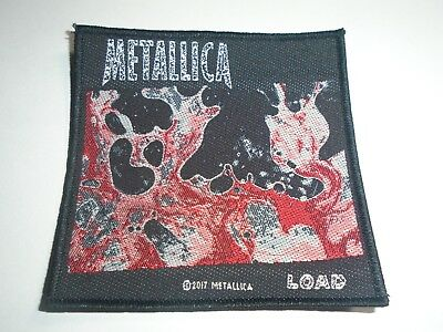 Metallica Load Woven Patch