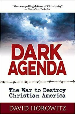 DARK AGENDA by David Horowitz (E. Books, 2019)