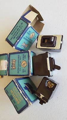 15-PK Eagle BROWN Single Rubber Cube Tap 184 NEW WOW!