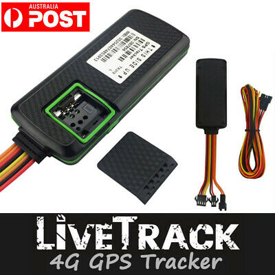 TK-319L 4G LTE GPS Tracker Car Truck Vehicle Anti Theft Live Tracking Device AU