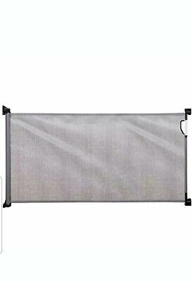 BRAND NEW Dreambaby Retractable Safety Gate, Grey L1012BB