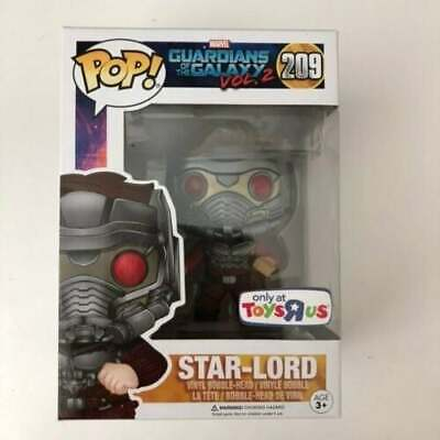 Funko POP Marvel Universe Guardians of the Galaxy Vol 2  Star-Lord Masked #209
