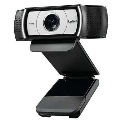 Logitech C930e 1080P HD Video Webcam - 90-Degree Extended View X8G8