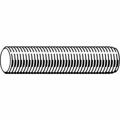 FABORY M55070.240.1000 M24-3.0 x 1 m Plain A4 Stainless Steel Threaded Rod