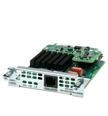 CISCO EHWIC-VA-DSL-A Multimode High-Speed WAN Interface Card VDSL ADSL NBN FTTB
