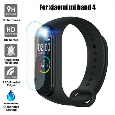 Watch Explosion-proof LCD TPU Full Cover Screen Protector For Xiaomi Mi Band 4