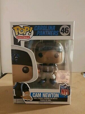 Cam Newton Wave 3 - Carolina Panthers - NFL - Funko Pop Vinyl