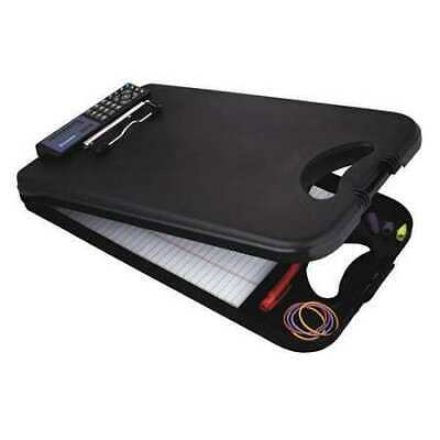 "SAUNDERS 00534 Clipboard Deskmate with Calculator 1/2"", Black"