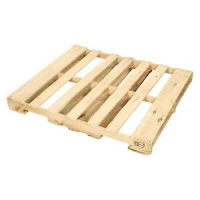 "PARTNERS BRAND CPW4840H New Wood Heat Treated Pallet,48x40"",Natural Wood,PK10"