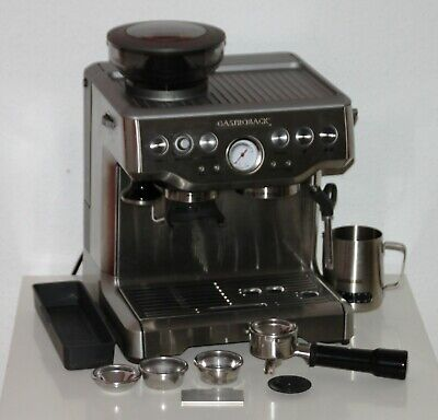 Gastroback Advanced Espresso  Pro GS 42625 Espressomaschine Design 42612