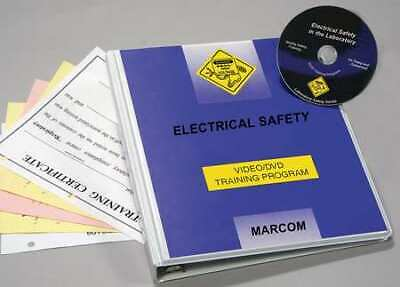 MARCOM V0001109EL Electrical Safety in the Laboratory DVD