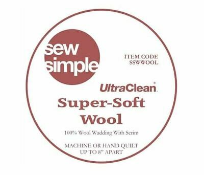 Wadding - Super Soft Wool