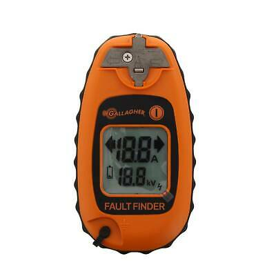 Gallagher G50905 Fault Finder Volt/Current Meter Electric Fencing Fence Tester