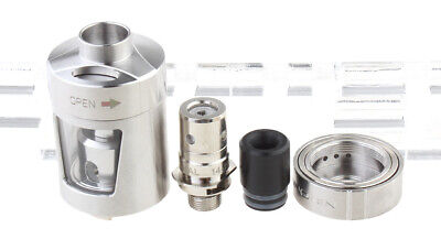 Authentic Innokin Zenith D22 Tank Clearomizer (Standard Edition) Silver E-Cigare