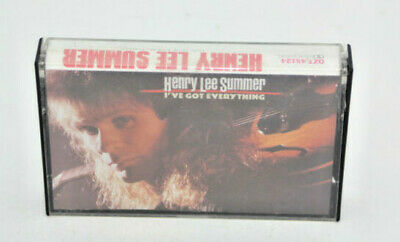 I've Got Everything by Henry Lee Summer  Audio Cassette Tape Pre-Owned Good