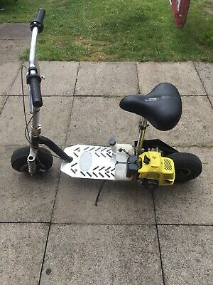 BUILD YOUR OWN Petrol Scooter vintage diy project plans - £4 89