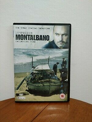 Inspector Montalbano - Collection 5 (DVD, 2013, 2-Disc Set)