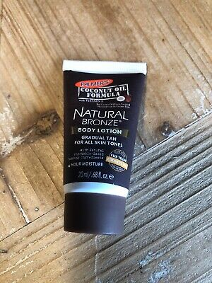 Palmers Cocoa Butter Formula Natural Bronze Body Lotion- Brand New 20ml