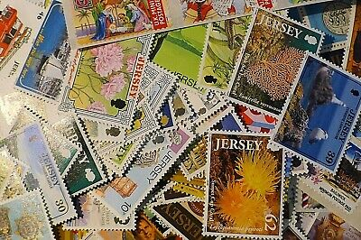 Jersey Stamps - Discounted Cheap Postage - Face Value £130+ 100% gum