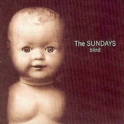 The Sundays - Blind - UK CD album 2000