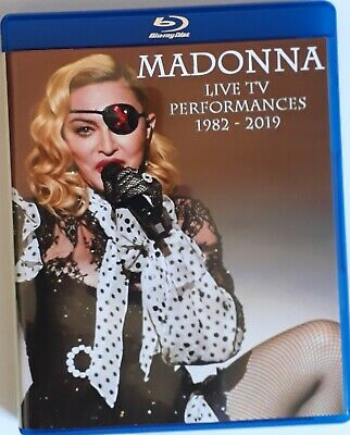 Madonna 2x Double The Collection Live New Edition 2019 BD