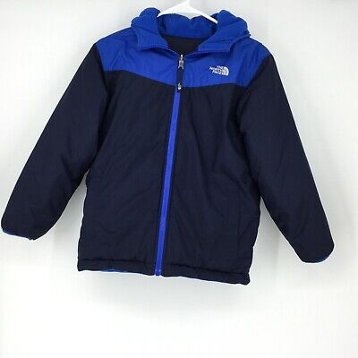 9b65d464e THE NORTH FACE Boys' Youth Size XS (6) 550 Down Puffer Jacket Black ...