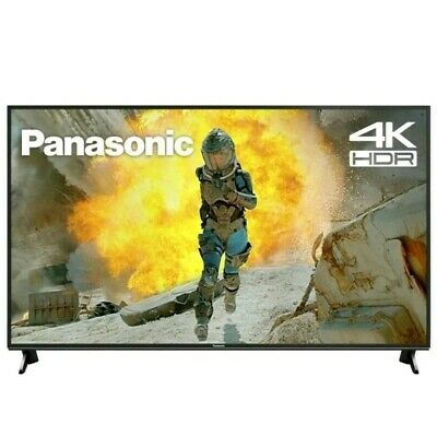 Panasonic TX-65FX600B 65-Inch Ultra HD 1600Hz 4K HDR Smart LED TV with Freeview