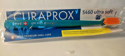 5 Curaprox CS 5460 Toothbrushes Ultra Soft Premium Toothbrushes Swiss BEST PRICE