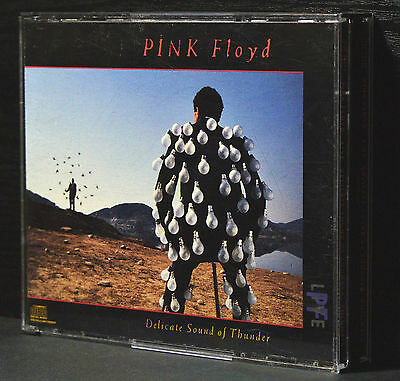 Delicate Sound of Thunder by Pink Floyd [US Imp. - Columbia 1st Issue - DADC]