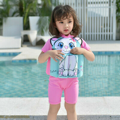 One-Piece Swimsuits Baby Boy/Girl Suit Detachable Swimwear Baby Swimming Suit