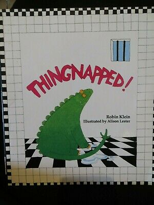 Thingnapped by Robin Klein & Alison Lester PB R 1992 Oxford University Press