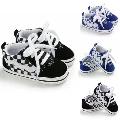Modish Goodly Toddler Baby Boy Shoes Crib Shoes Sole Striped Shoes 0-18 Month
