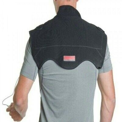 Venture Heat At-Home Fir Heated Neck And Shoulder Wrap Size M