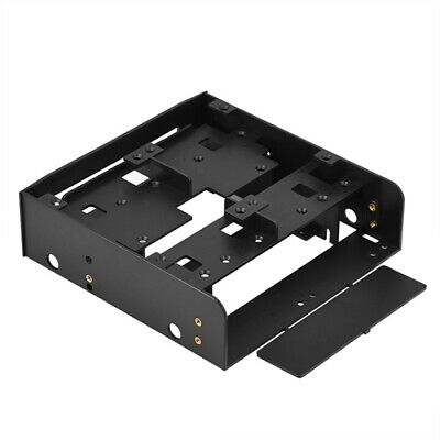 Oimaster 2.5 Inch/3.5 Inch Hdd/Ssd To 5.25 Inch Floppy-Drive Bay Computer M S2W8