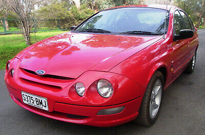 FORD FALCON AU XR6. 132K. Full history. Factory condition. Beautiful example.