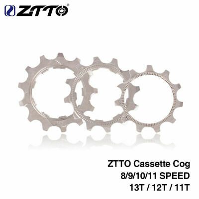 MTB Road Bike Cassette Cog 8-11 Speed 11-13T Freewheel for Shimano Bicycle Parts