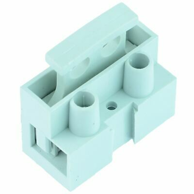1-Pole Fused Terminal Block 10A Fuse Connector